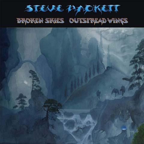 STEVE HACKETT - BROKEN SKIES OUTSPREAD WINGS (1984-2006, 6CD BOX SET, REMASTERED) (LOSSLESS, 2018) FLAC