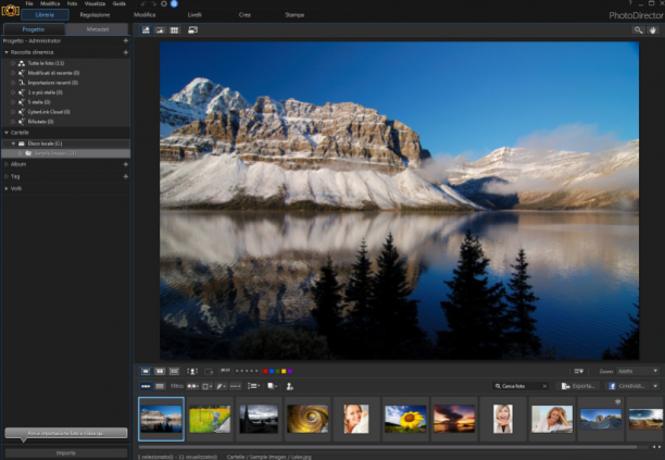 CyberLink PhotoDirector Ultra 11.0.2516.0 x64 - ITA
