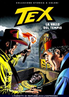 Tex Willer Collezione Storica a Colori 095 - La valle del tempio (2009) - ITA