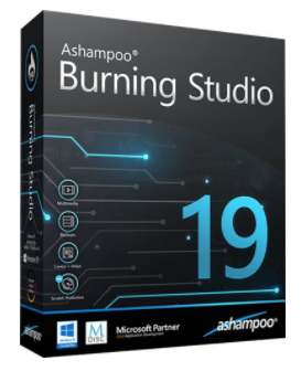 Ashampoo Burning Studio 19.0.0.25 - ITA