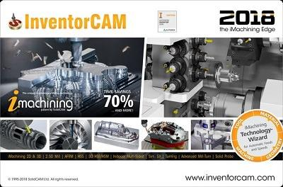 InventorCAM 2018 SP1 build 92953 x64 - ITA
