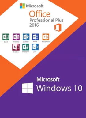 Microsoft Windows 10 Enterprise VL v1709 + Office 2016 Pro Plus - Gennaio 2018 - Ita