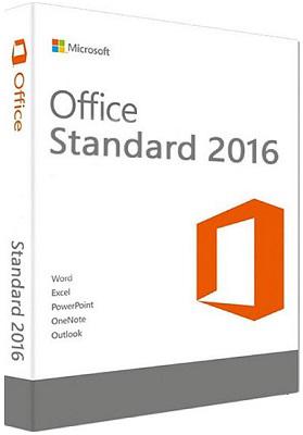 Microsoft Office Standard 2016 v16.0.4639.1000 - Maggio 2018 - ITA