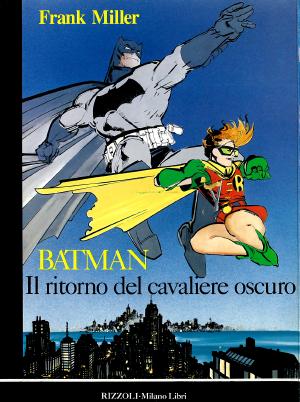Batman - Il Ritorno Del Cavaliere Oscuro (1989) - ITA