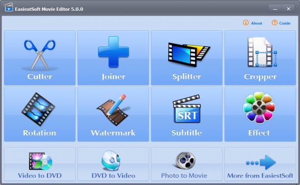 EasiestSoft Movie Editor 5.0.0 - ENG