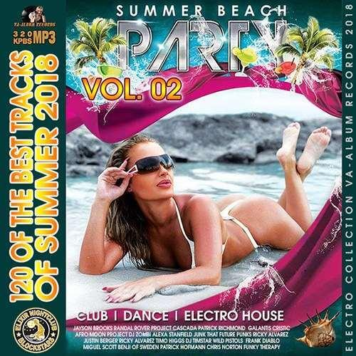 Summer Beach Party Vol. 02