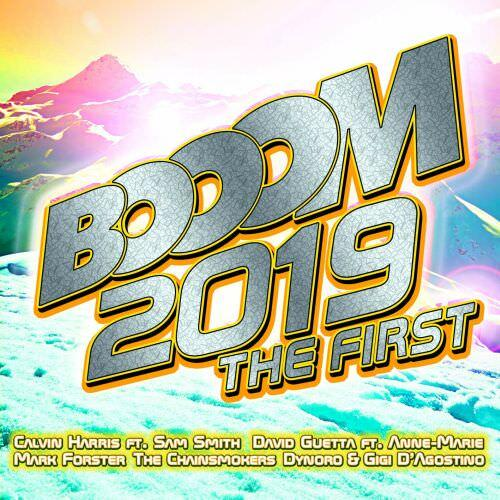Booom 2019 - The First (2CD) (2018) mp3 320 kbps