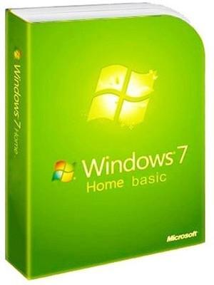 Microsoft Windows 7 Sp1 Home Basic - Maggio 2018 - Ita