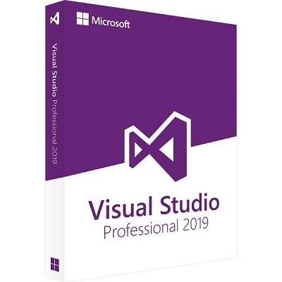 Microsoft Visual Studio Professional 2019 v16.10.4 - ITA