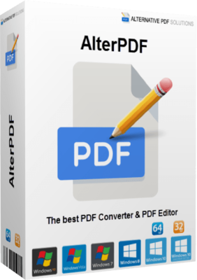 [PORTABLE] AlterPDF Pro v4.2 Portable - ITA