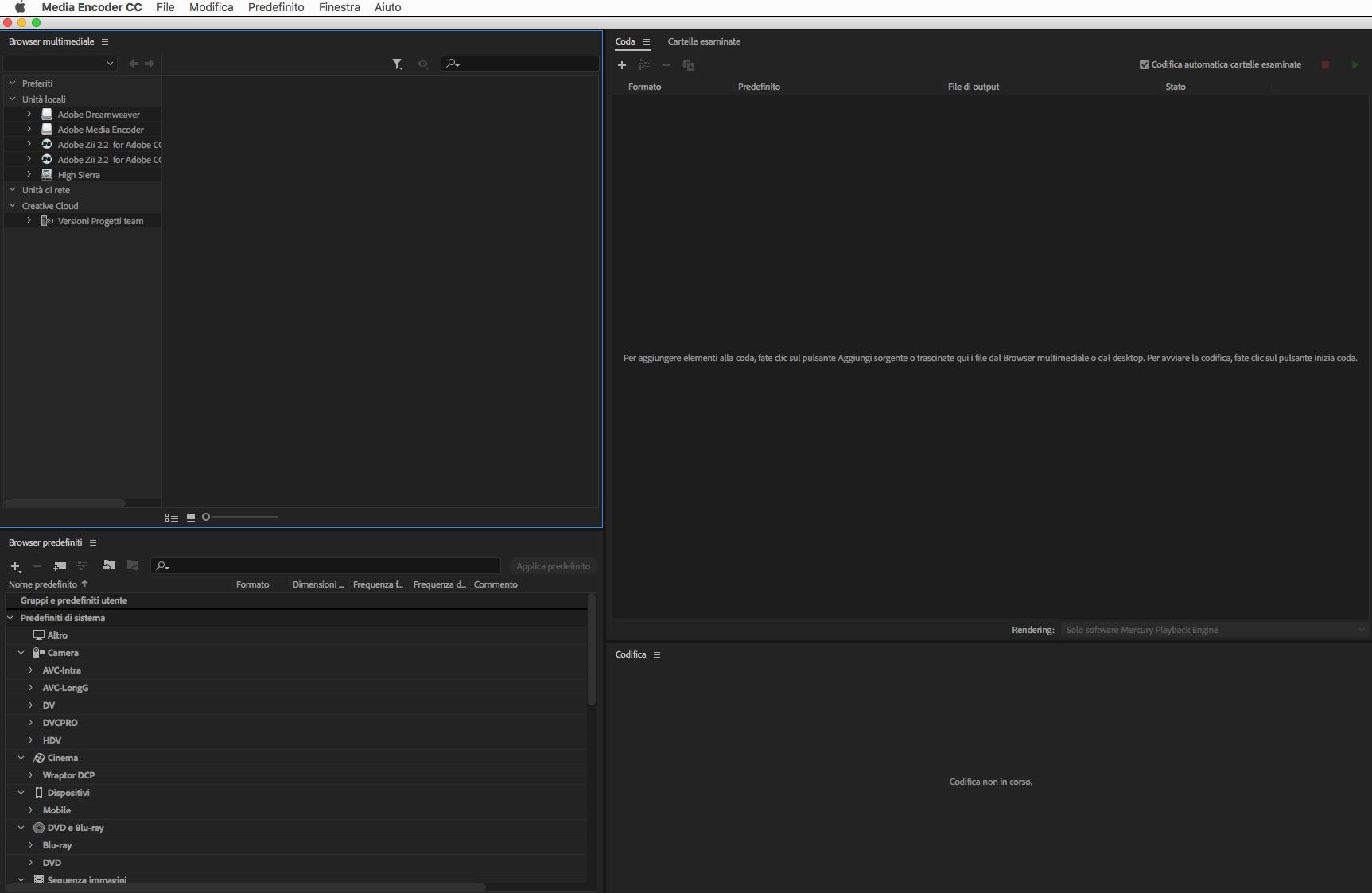 [MAC] Adobe Media Encoder 2020 v14.0.0.556 macOS - ITA