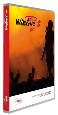 Pro Music Software WinLive Pro & Synth v8.1.06 - Ita