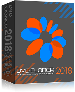 DVD-Cloner Gold & Platinum 2018 v15.10 Build 143 - Ita
