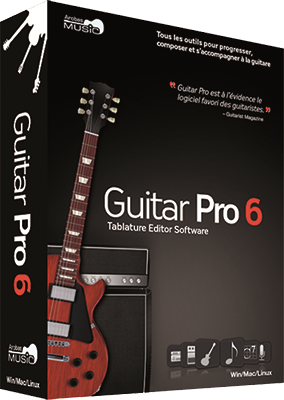 Guitar Pro 6.1.9 r11686 + Soundbanks - Ita