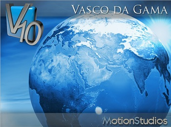 MotionStudios Vasco da Gama 10 HD Professional v10.11 DOWNLOAD ITA