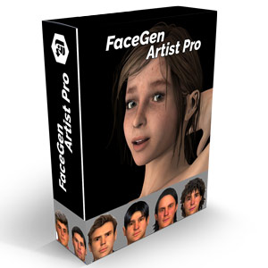 [PORTABLE] FaceGen Artist Pro 3.8 x64 Portable - ENG