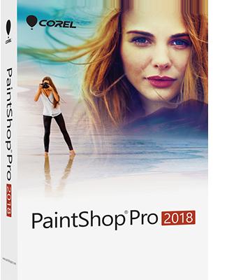 Corel PaintShop Pro 2018 v20.0.0.132 - ITA