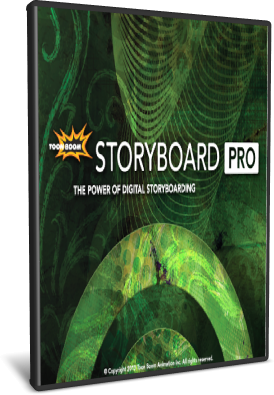 Toon Boom Storyboard Pro 20 v20.10.0 Build 16510 x64 - ENG