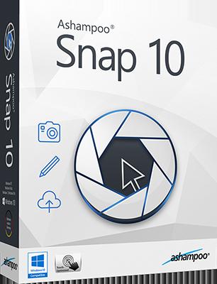 [PORTABLE] Ashampoo Snap 10.0.2 Portable - ITA