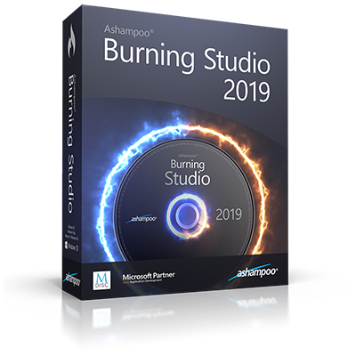 Ashampoo Burning Studio 2019 v1.20.0.7 - ITA