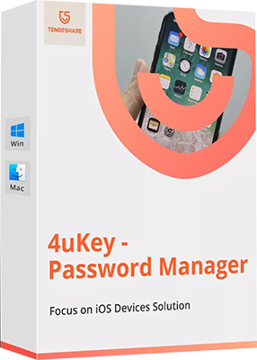 Tenorshare 4uKey Password Manager v1.3.2.4 - ENG