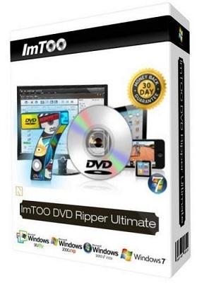 ImTOO DVD Ripper Ultimate SE 7.8.24 Build 20200219 - ITA
