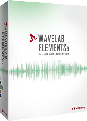 Steinberg WaveLab Elements v9.0.20 64 Bit - Ita