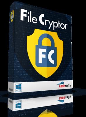 Abelssoft FileCryptor 2020 v1.0.50 - ENG