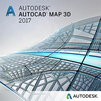 Autodesk AutoCAD Map 3D 2017 Hot Fix 3 64 Bit - Ita