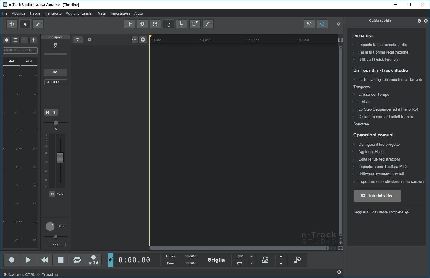 n-Track Studio Suite 9.1.0 Build 3632 - ITA