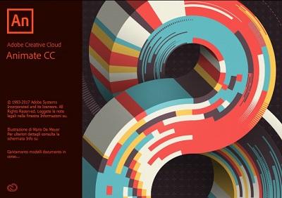 Adobe Animate CC 2018 v18.0.2.126 64 Bit - Ita