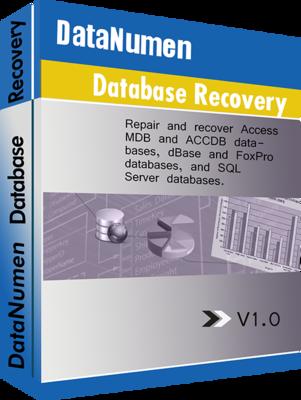 DataNumen Database Recovery v2.4.0.0 - ENG