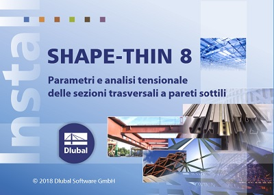 Dlubal Shape Thin v9.04.01 - Ita