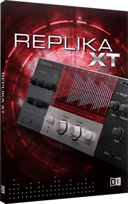 Native Instruments Replika XT v1.0.2 - Eng