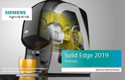 Siemens Solid Edge 2019 MP07 x64 - ITA