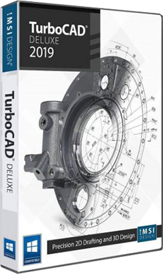 IMSI TurboCAD 2019 Deluxe v26.0 Build 24.4 - ENG