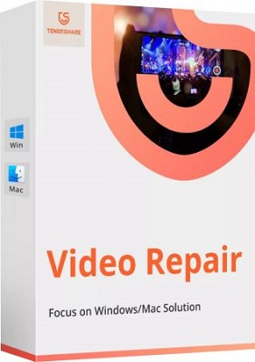Tenorshare Video Repair 1.0.0 - ENG