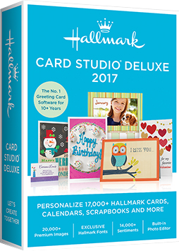 Hallmark Card Studio 2017 Deluxe v18.0.0.16 + Bonus Pack DOWNLOAD ENG
