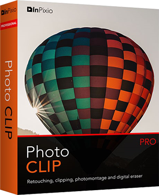 InPixio Photo Clip Professional v8.1.0 - ITA