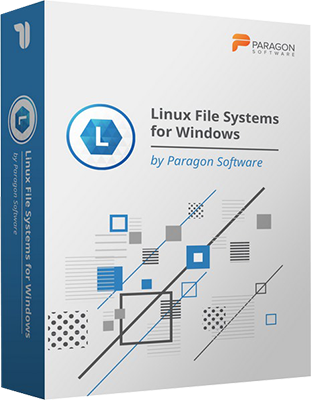 Paragon Linux File Systems for Windows v5.1.1015 - ITA