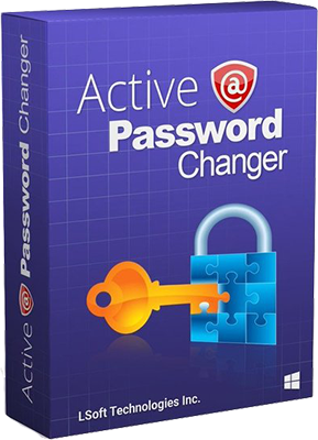 Active@ Password Changer Ultimate v10.0.1 + WinPE - ENG