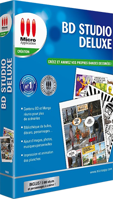 Digital Comic Studio Deluxe v1.0.0.0 - ENG