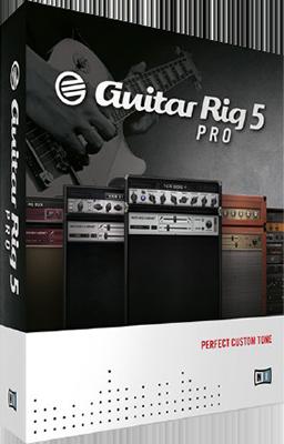 Native Instruments Guitar Rig 5 v5.2.2 - Eng