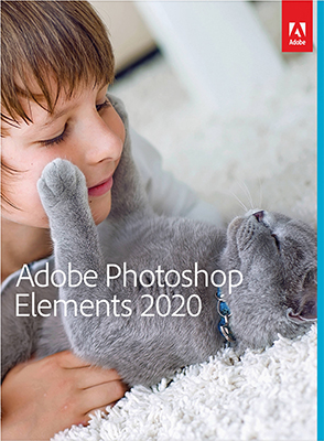 Adobe Photoshop Elements 2020.1 64 Bit - ITA