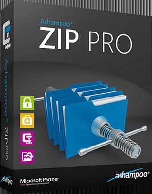 Ashampoo ZIP Pro v1.0.5 - Ita