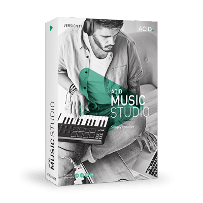 MAGIX ACID Music Studio v11.0.10.21 - ENG