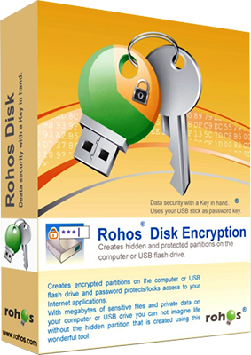 Rohos Disk Encryption v2.3 - Ita