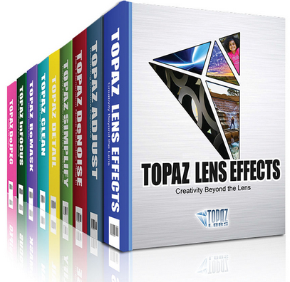 Topaz Labs Photoshop Plugins Bundle 12.2018 (x64) - ENG
