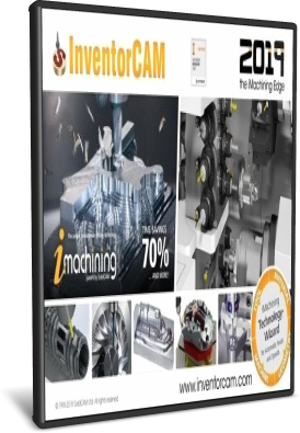 InventorCAM 2019 SP2 HF6 for Autodesk Inventor x64 - ITA
