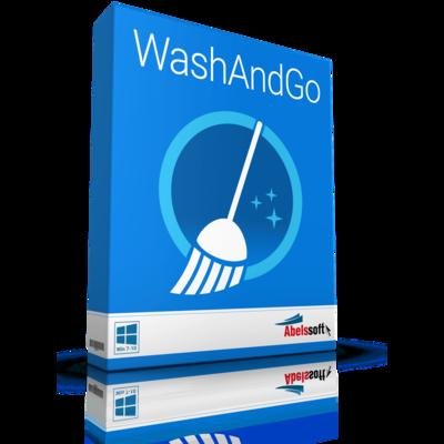 Abelssoft WashAndGo 22 26.43 build 30 - ENG